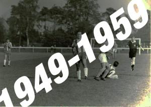 Fussball 1949-1959