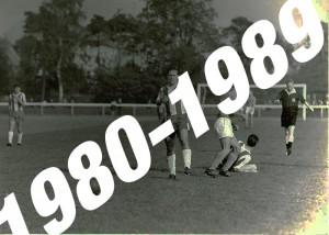Fussball 1980-1989