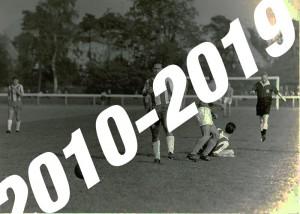 Fussball 2010-2019
